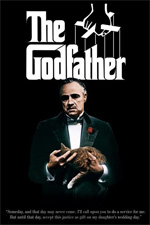 The Godfather - Scenáristicky, režijně i herecky naprosto perfektní koncert, kterému není co vytknout. Kult mezi kulty.