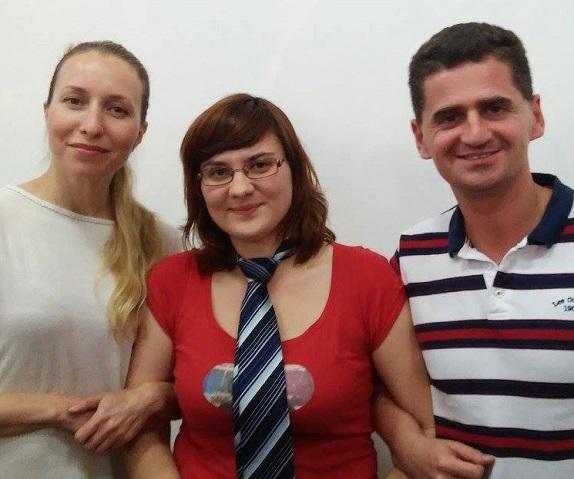 Tereza Bebarová, Petr Burian