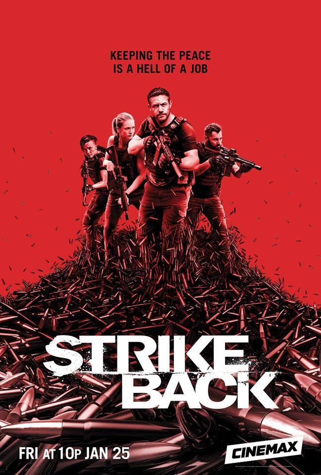 Strike Back s7