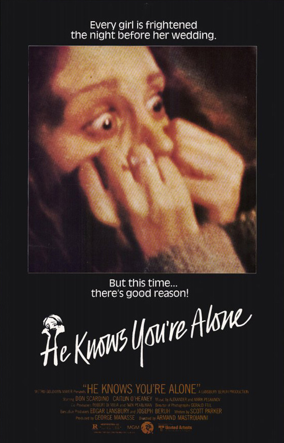 1980 He Knows You're Alone