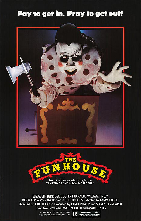 1981 The funhouse