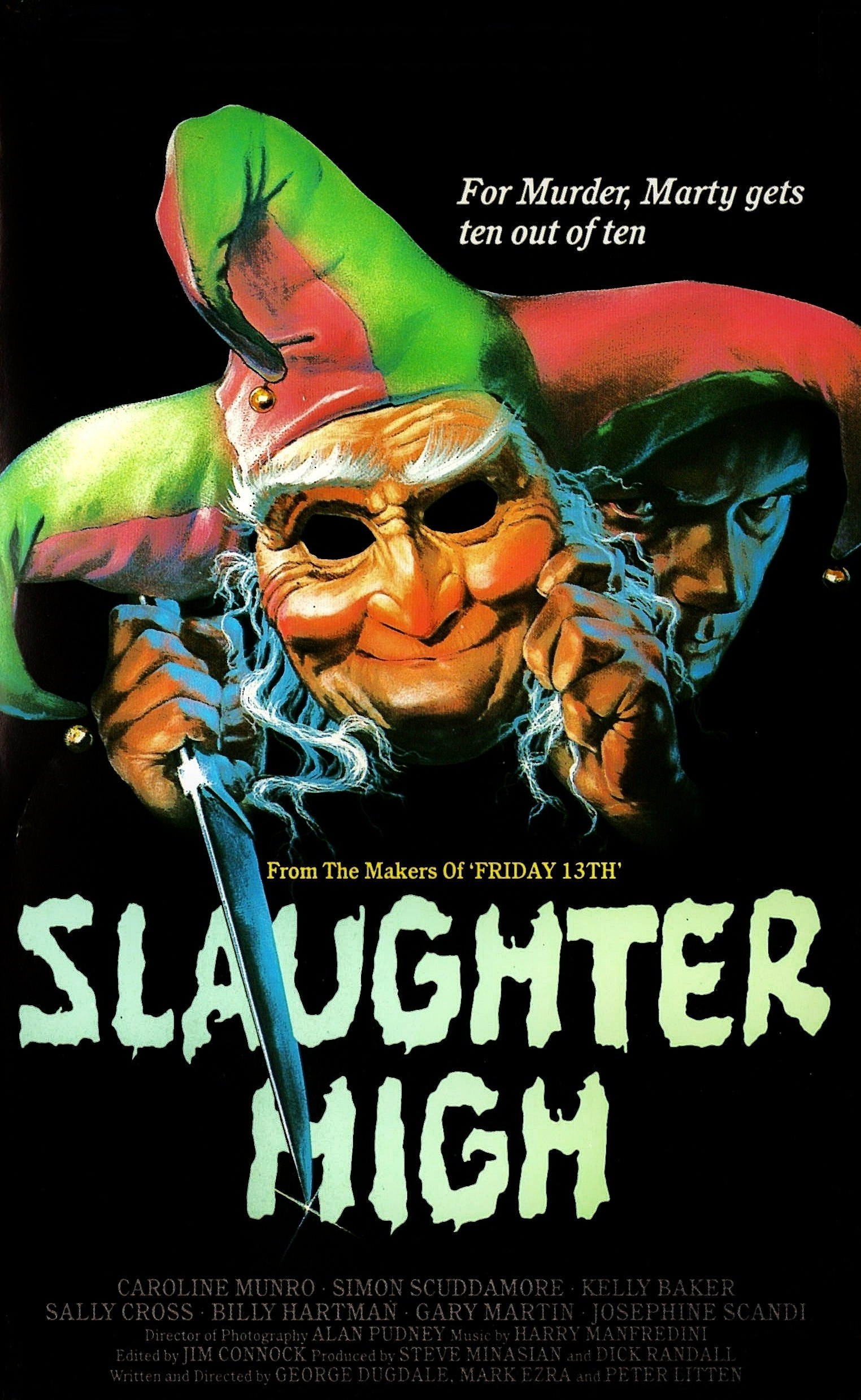 1986 Slaughter High