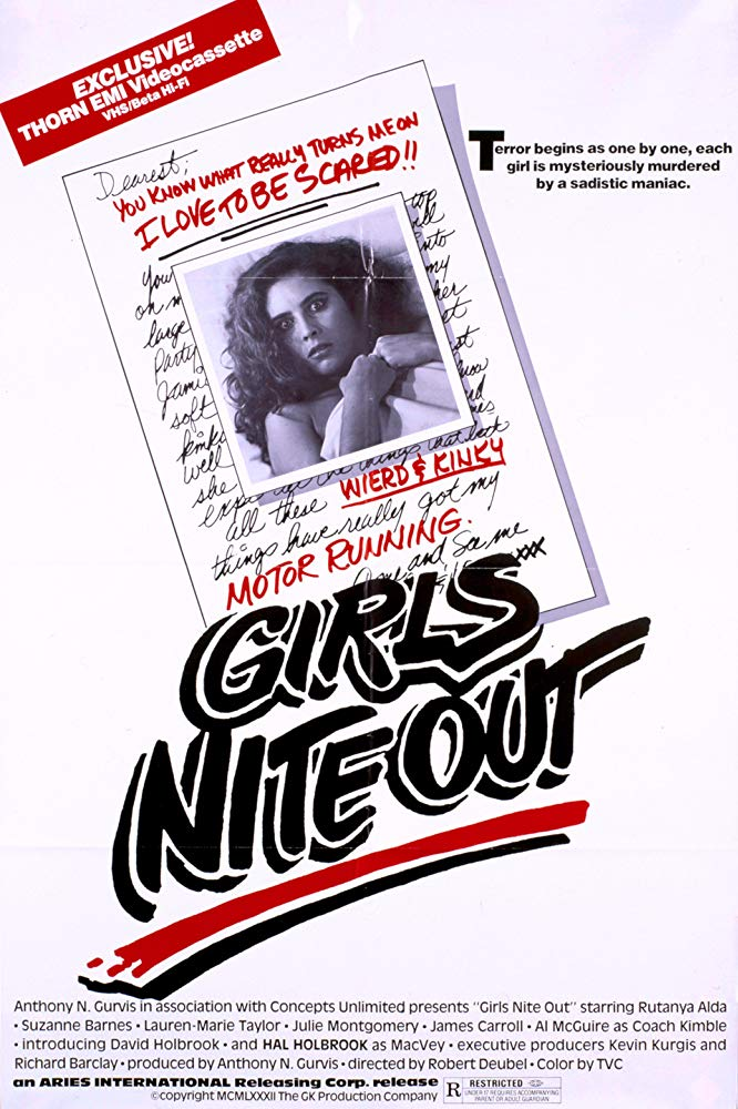 1982 Girls Nite Out