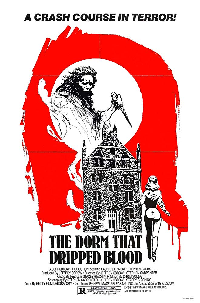 1982 The Dorm That Dripped Blood