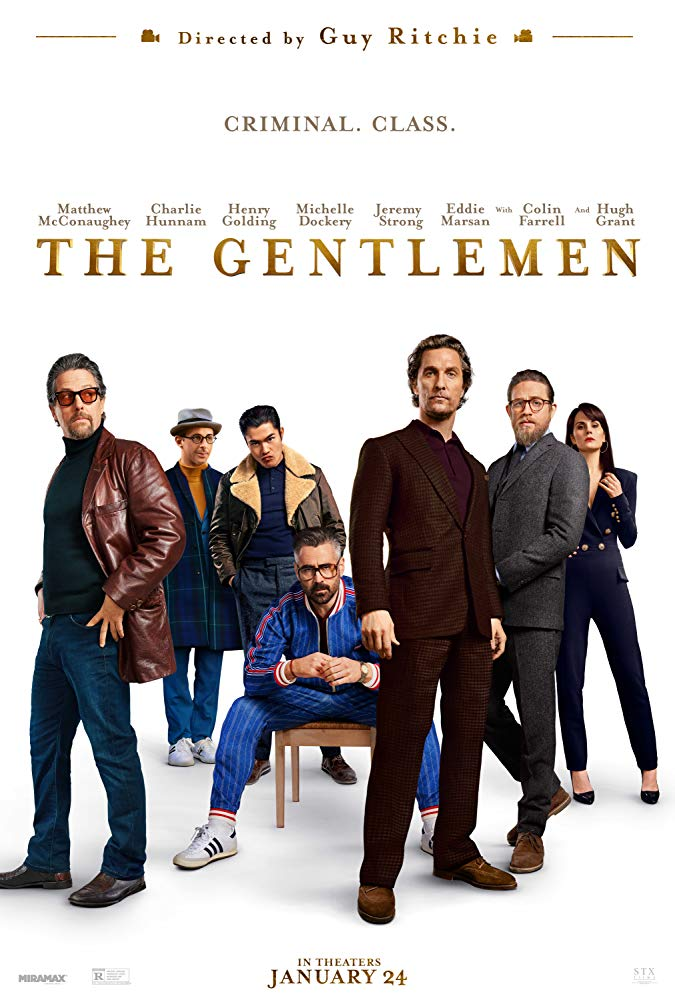 Gentlemani / The Gentlemen (2019) | ČSFD.cz
