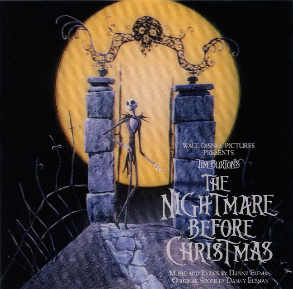 Noční můra před Vánocemi - Danny Elfman