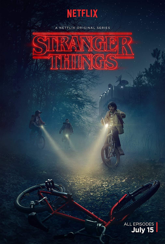 Poster undefined          Stranger Things (TV seriál)