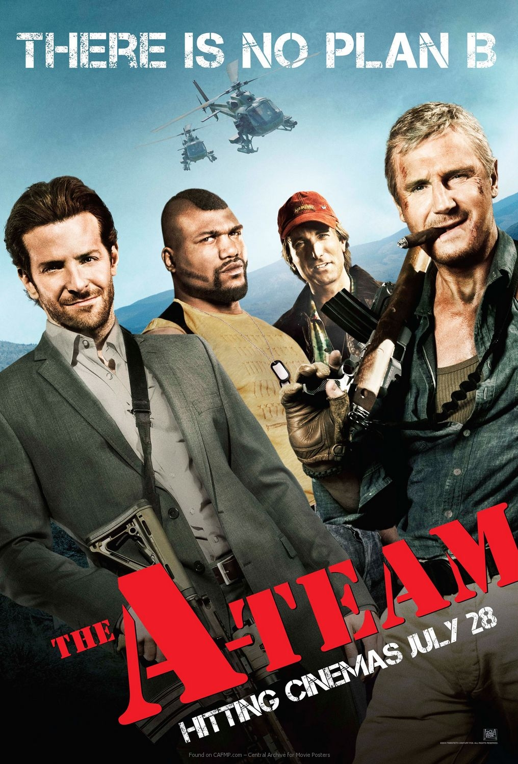 Poster undefined          A-Team