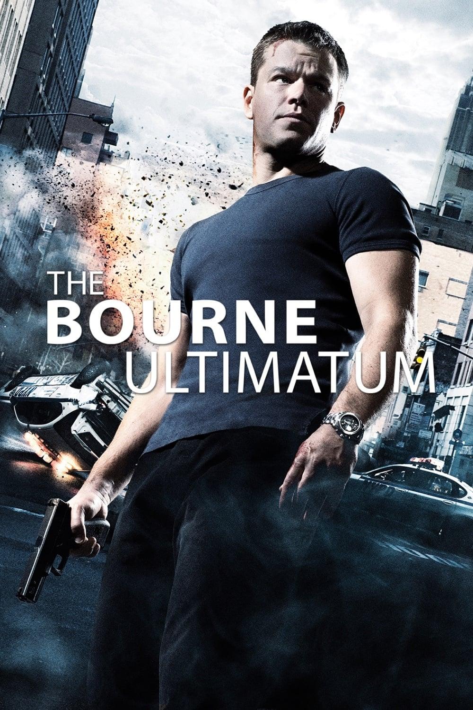 Poster undefined          Bourneovo ultimátum