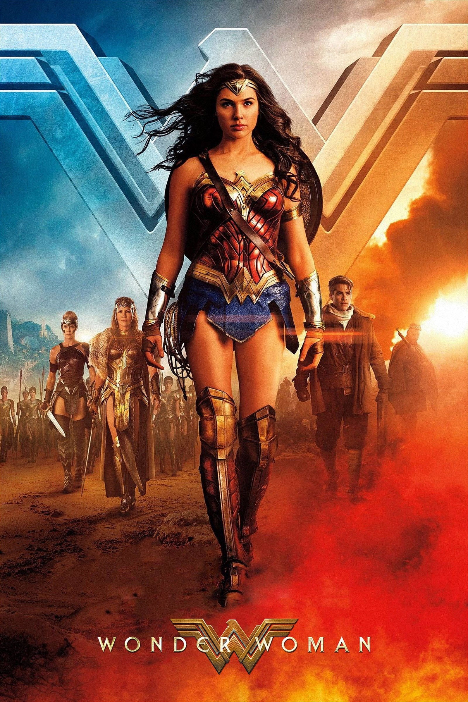 Poster undefined          Wonder Woman