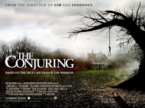 the conjring