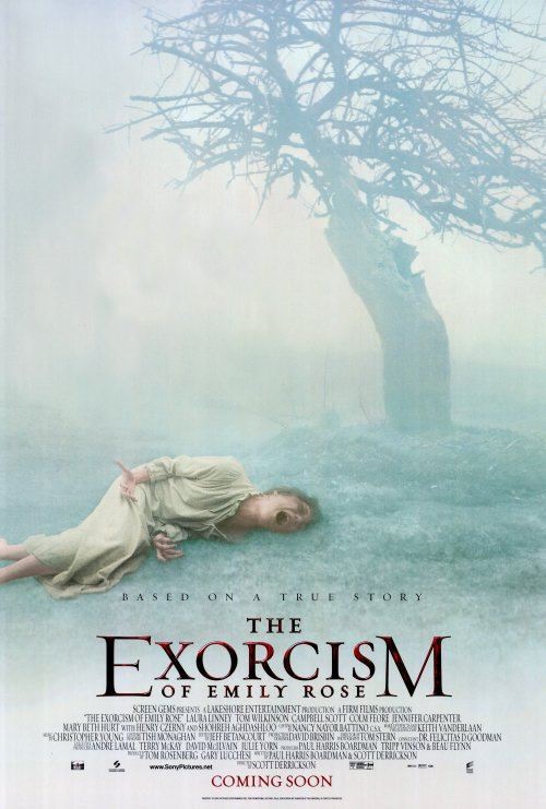 The exorcism emily