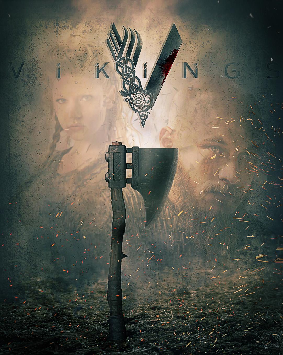 Vikingové - Série 4
