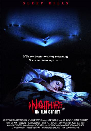 Nightamare on Elm street 1