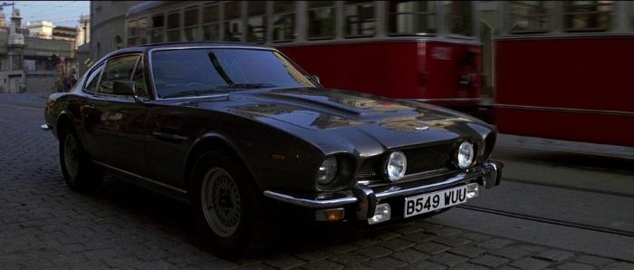 1985 Aston Martin V8 MkIV