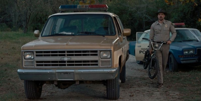 1987 (?) Chevrolet Blazer
