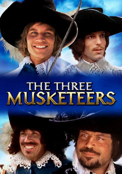 Tři mušketýři 1973